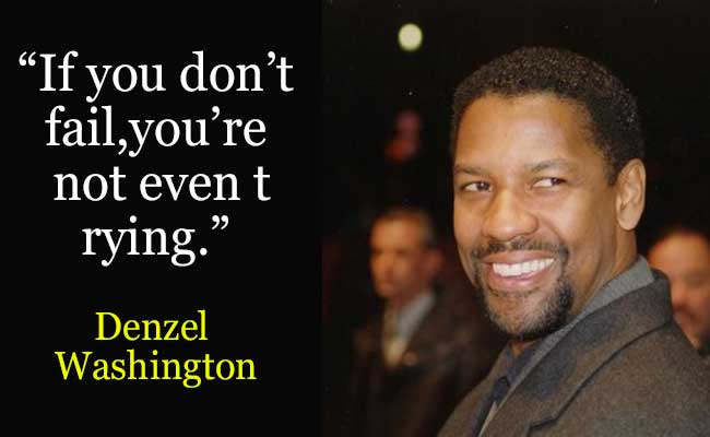 Denzel Motivation