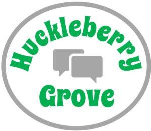 Huckleberry Grove Logo