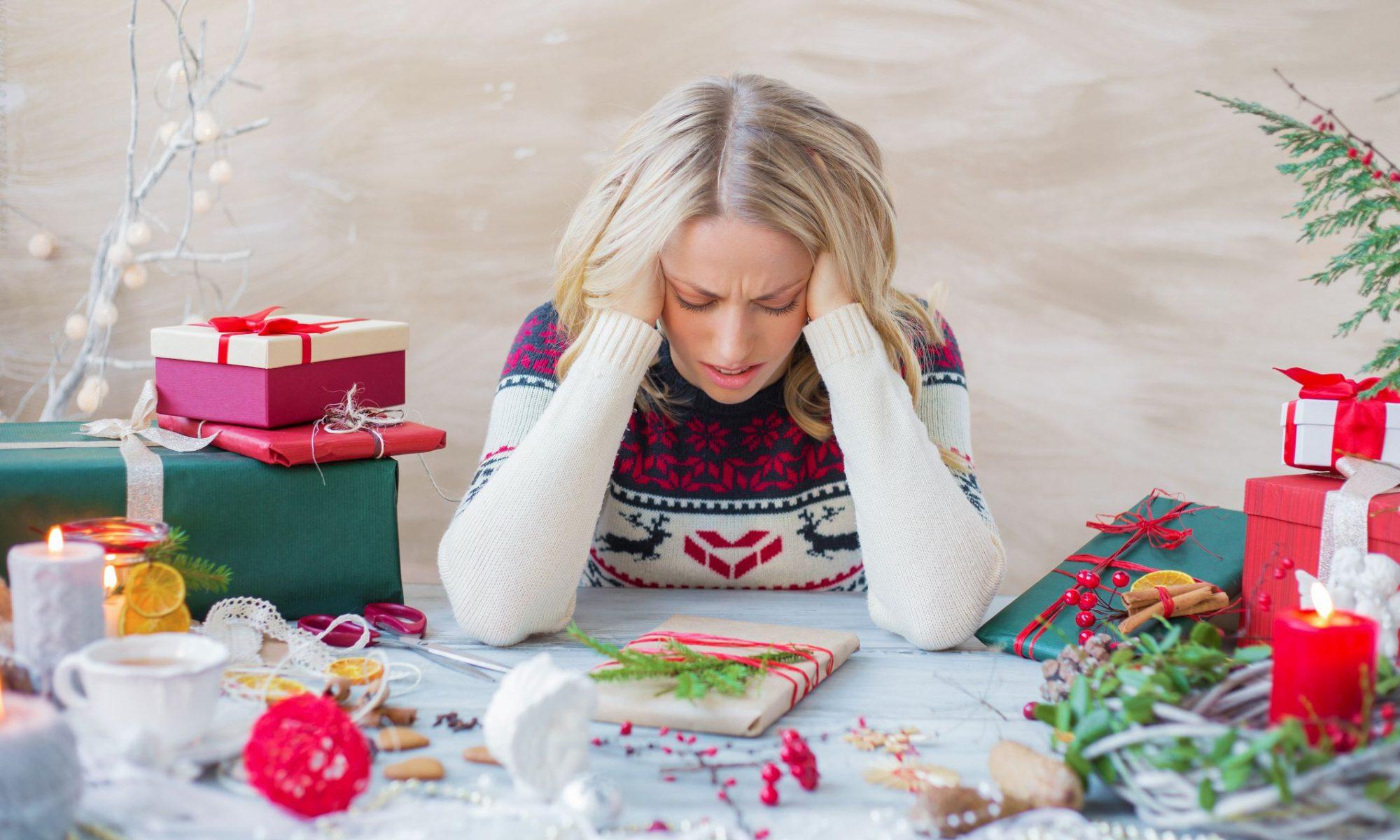 Stress at Christmas